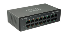 سوییچ SF100D-16P سیسکو    - Cisco Switch SF100D-16P