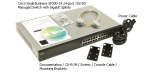 سوییچ  SF300-24 سیسکو - Cisco Switch SF300-24