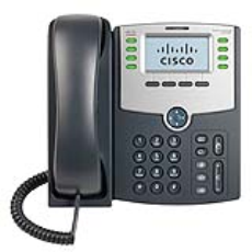 گوشی تلفن ویپ SPA508G سیسکو - Cisco IP Phone SPA508G