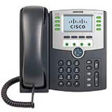 گوشی تلفن ویپ SPA509G سیسکو - Cisco IP Phone SPA509G